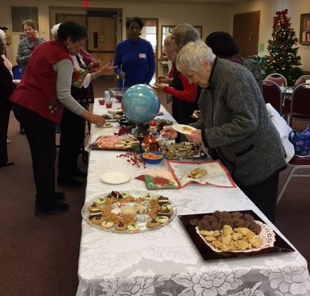Inter-faith women's Christmas meeting