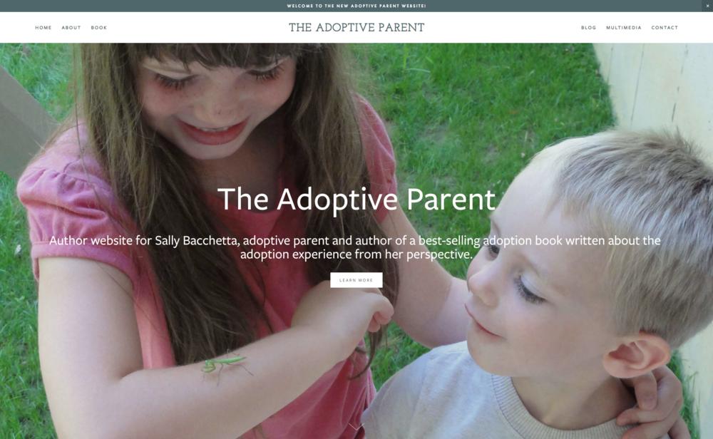 The Adoptive Parent Website