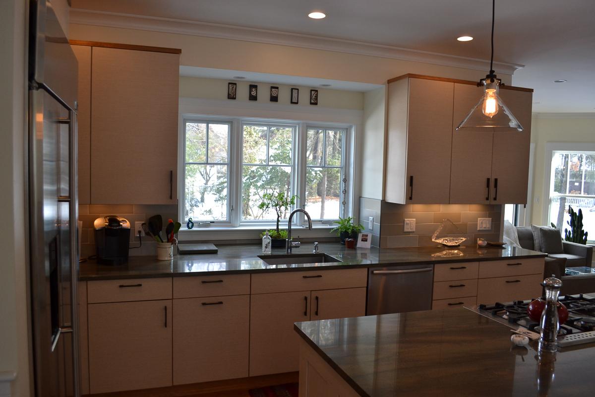 newton, ma — kitchen associates   massachusetts kitchen remodeling