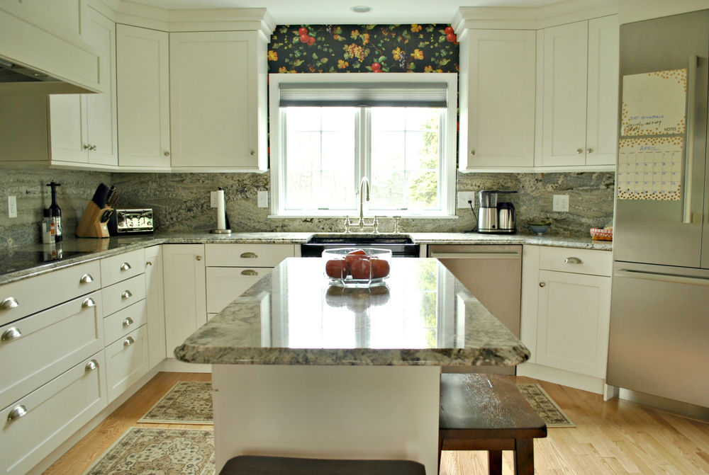 State Of The Art Kitchen Once Again In Worcester Ma Kitchen Associates Massachusetts