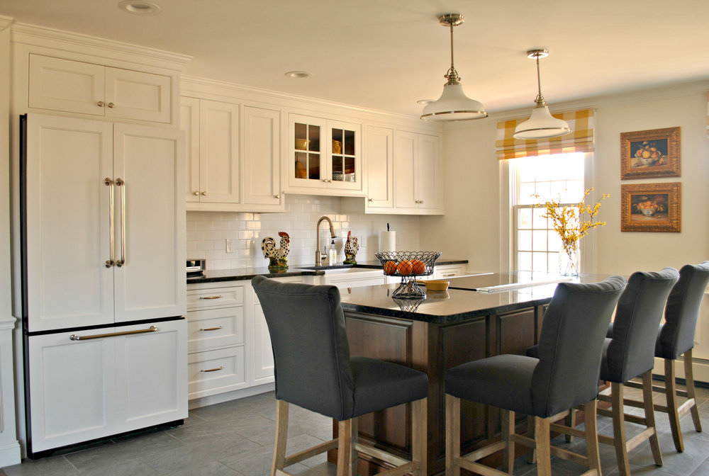 Kitchen Remodel Holden Ma