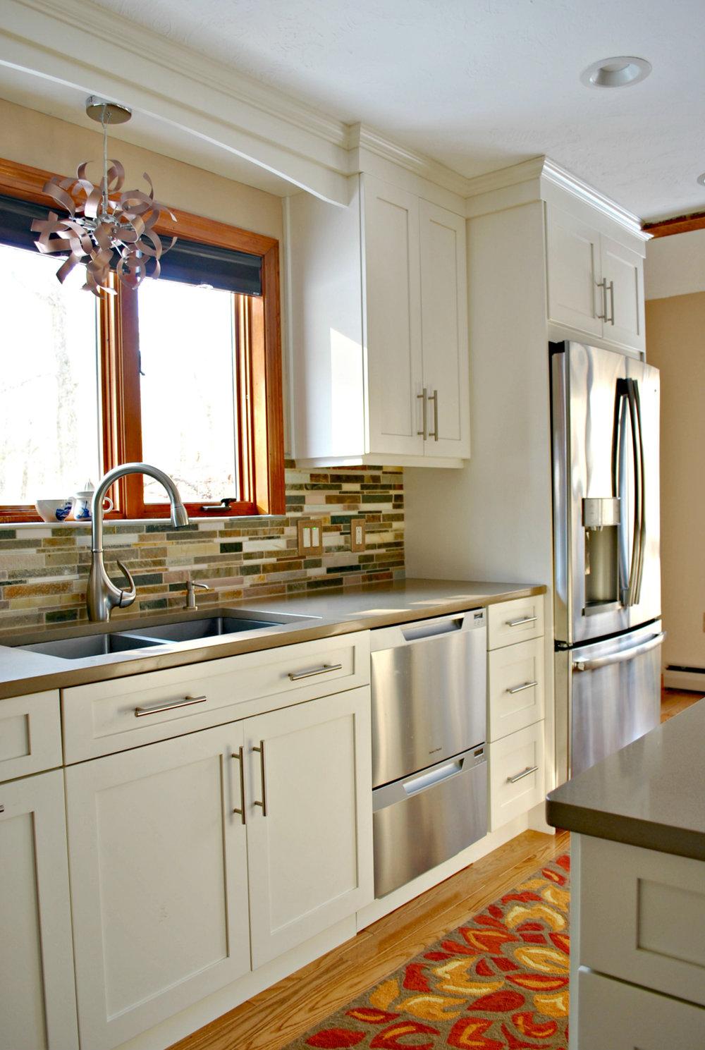 Leominster Ma 6 Kitchen Associates Massachusetts Kitchen Remodeling