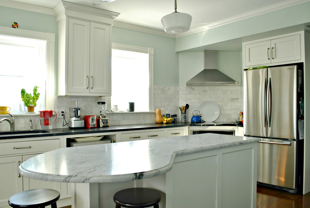 Vintage Victorian Kitchen Remodel In Dorchester, MA U2014 Kitchen Associates |  Massachusetts Kitchen Remodeling
