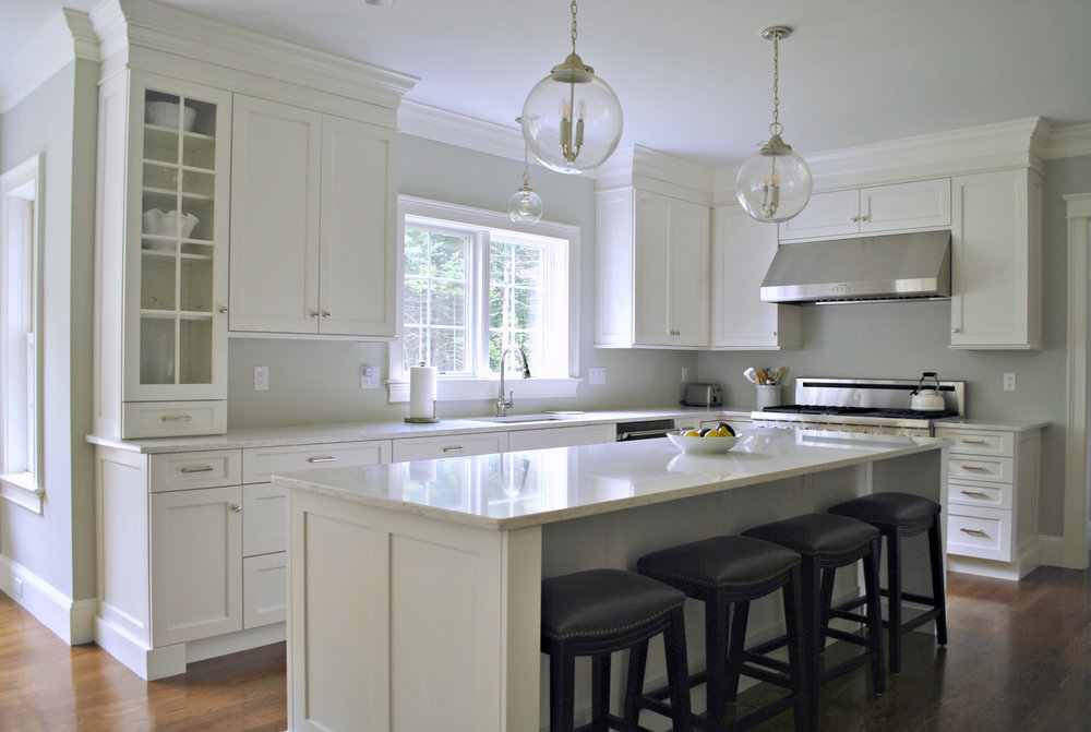 Kitchen Remodel Stow MA - Kitchen Associates