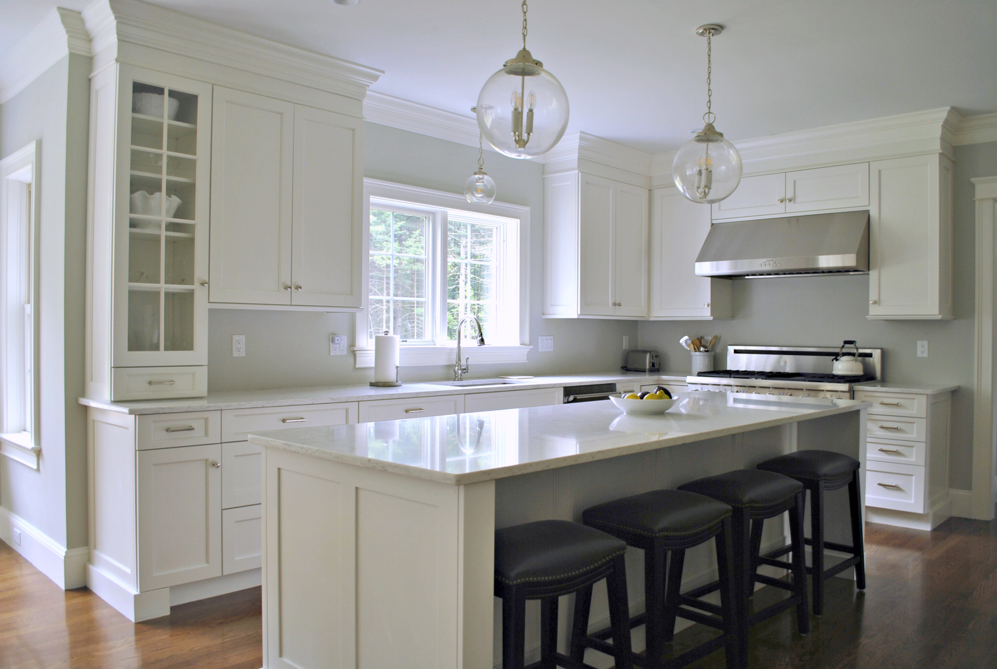 Dream Kitchen In Stow, MA