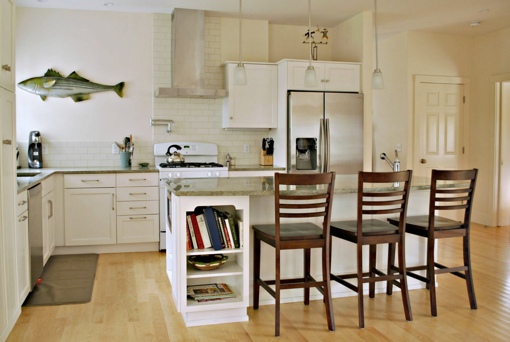 Etonnant Custom Cape Cod Kitchen Renovation