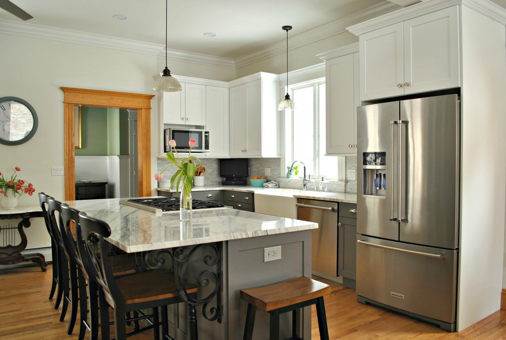 A Kitchen Remodel That Brings the Family Together — Kitchen ...