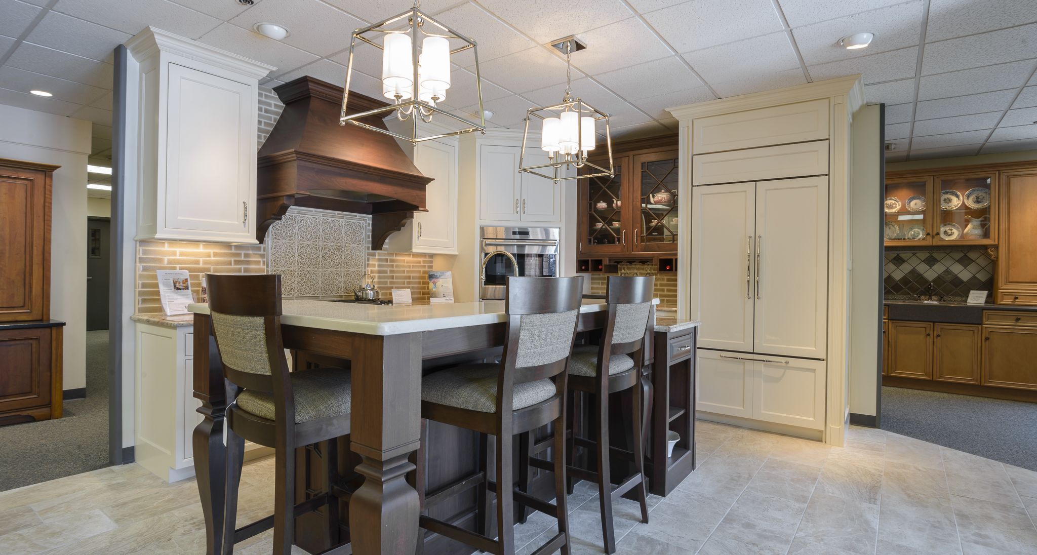 Etonnant Love At First Sight In The Kitchen Associates Showroom