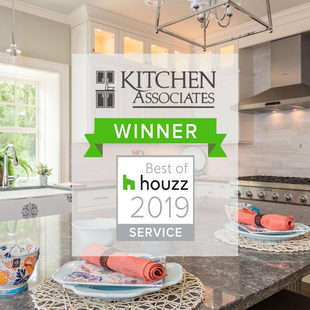 Kitchen Associates wins Best of Houzz 2019