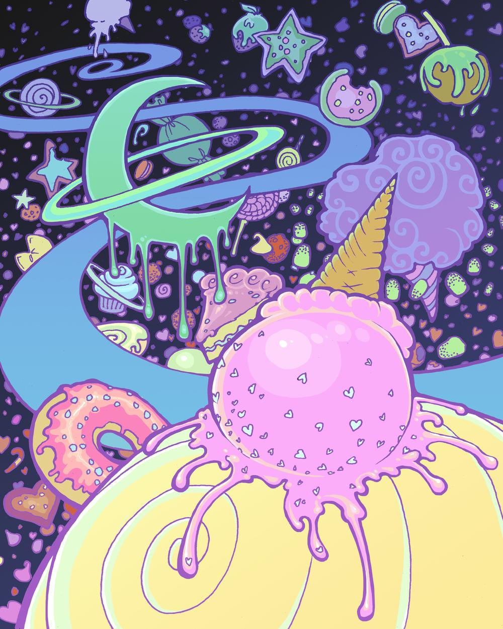 Sugar Sweet Galaxy