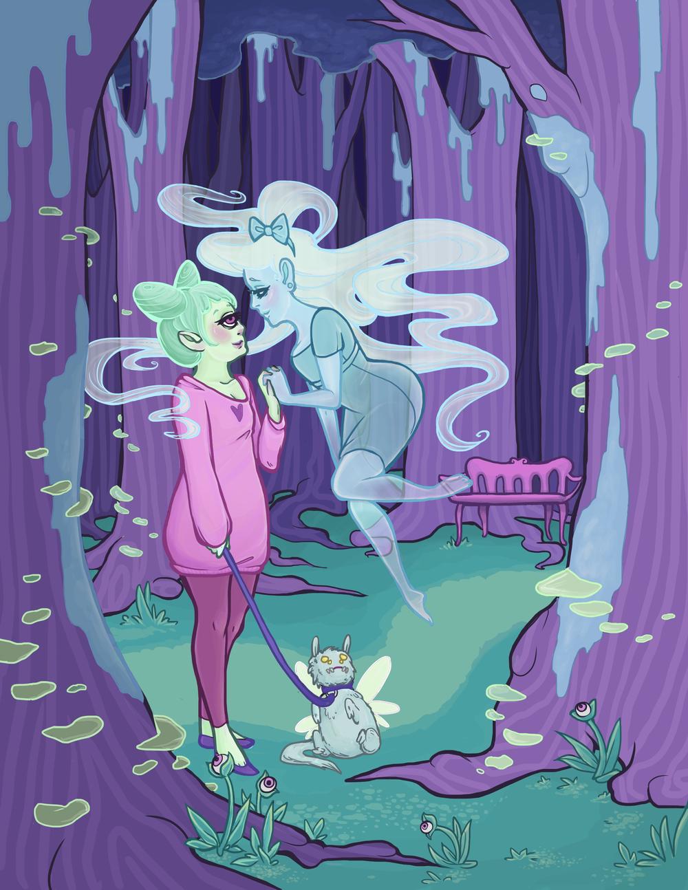 Monsters in Love 3