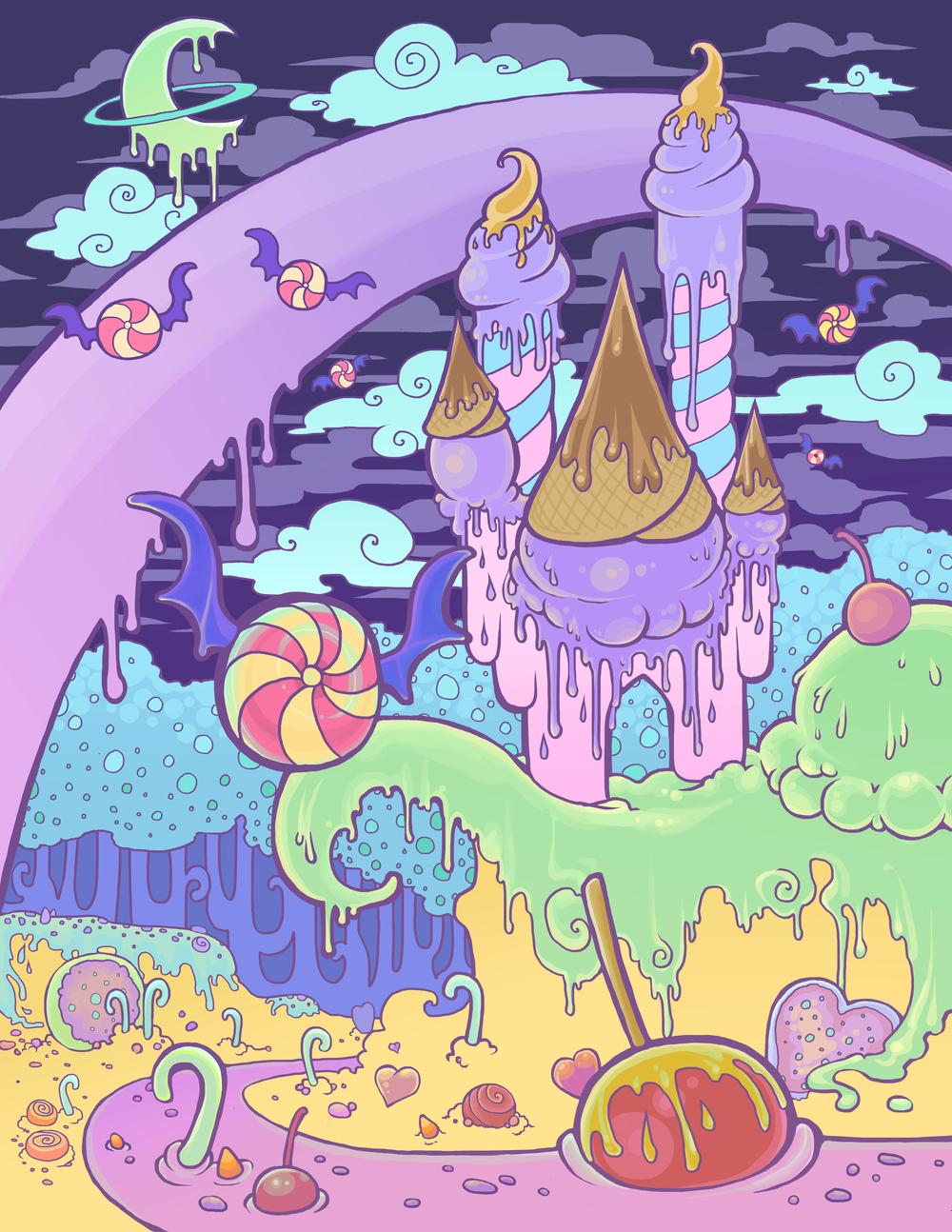 Melty Moon Kingdom