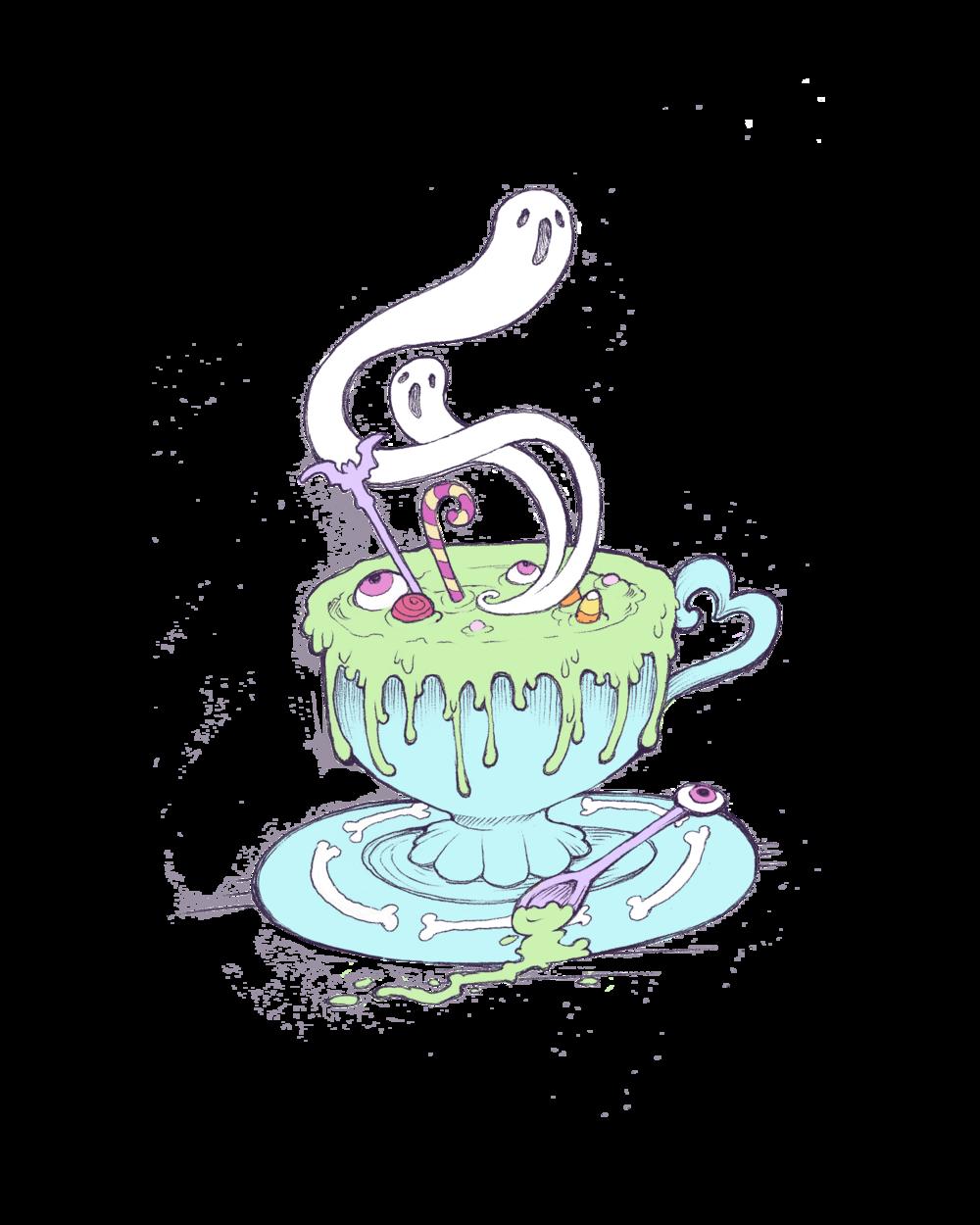 Creepy Cup 1