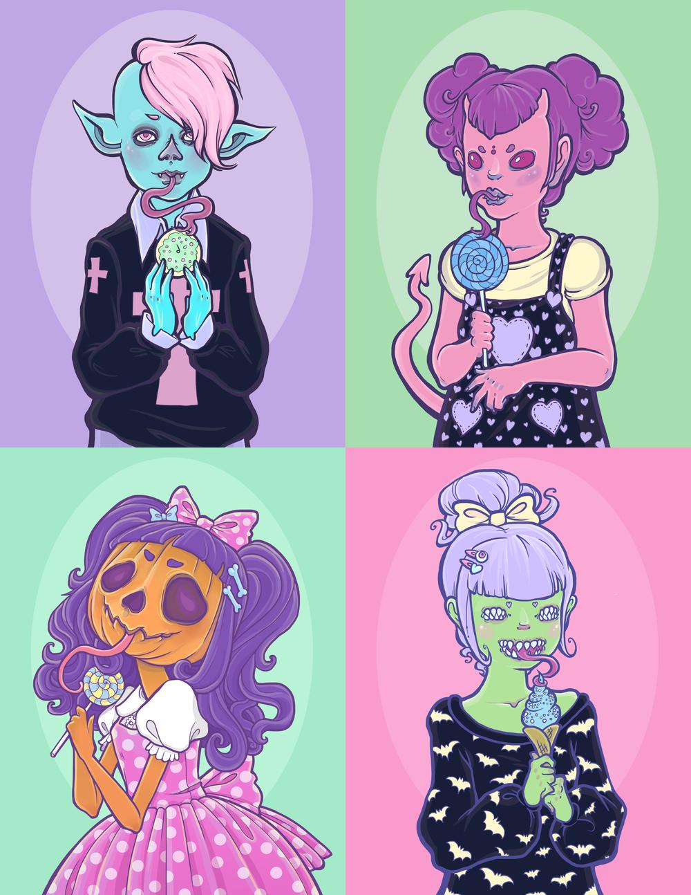 Monster Girls 2