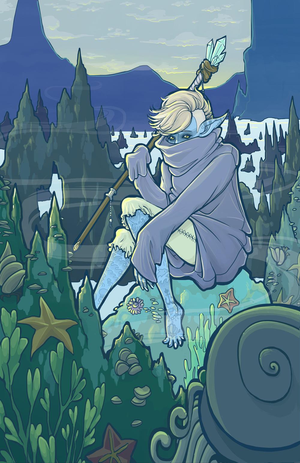 Aqua Elf