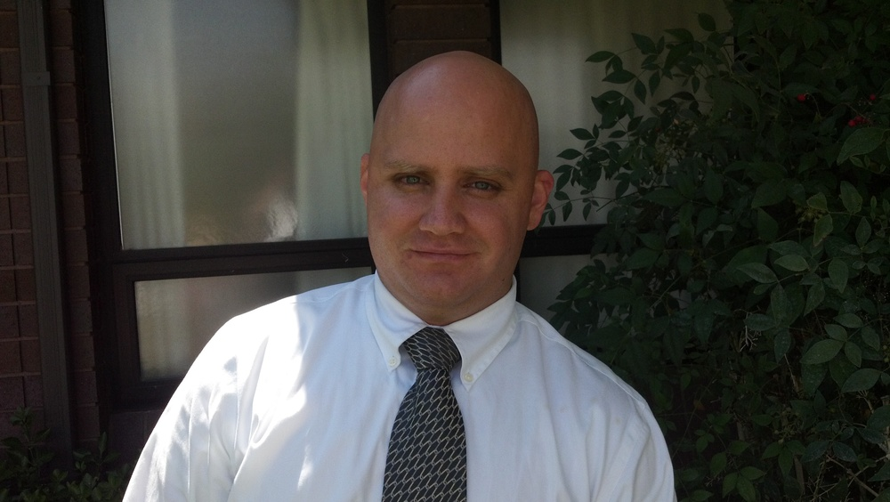 Shane Bulkley, MSW