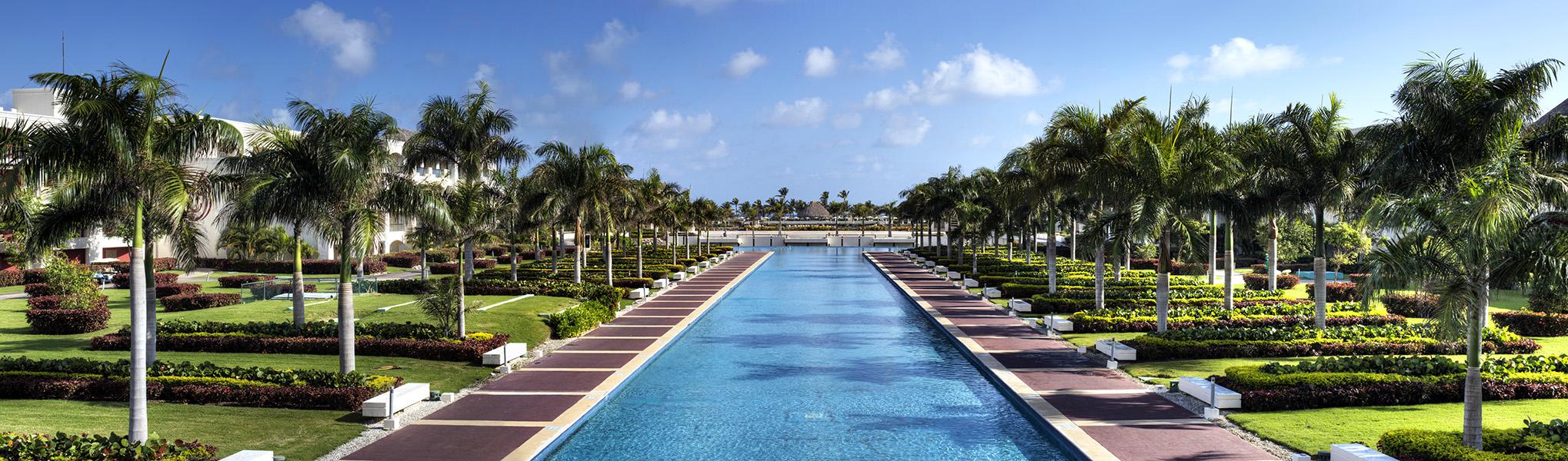 Hard Rock Resort Grounds - Punta Cana, DR