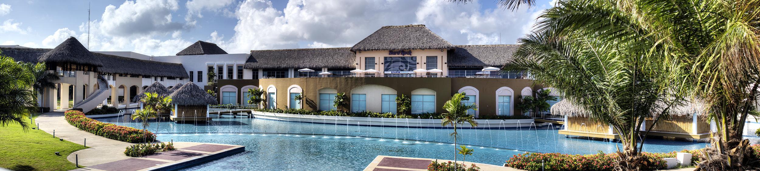 Hard Rock Resort Main Building - Punta Cana, DR