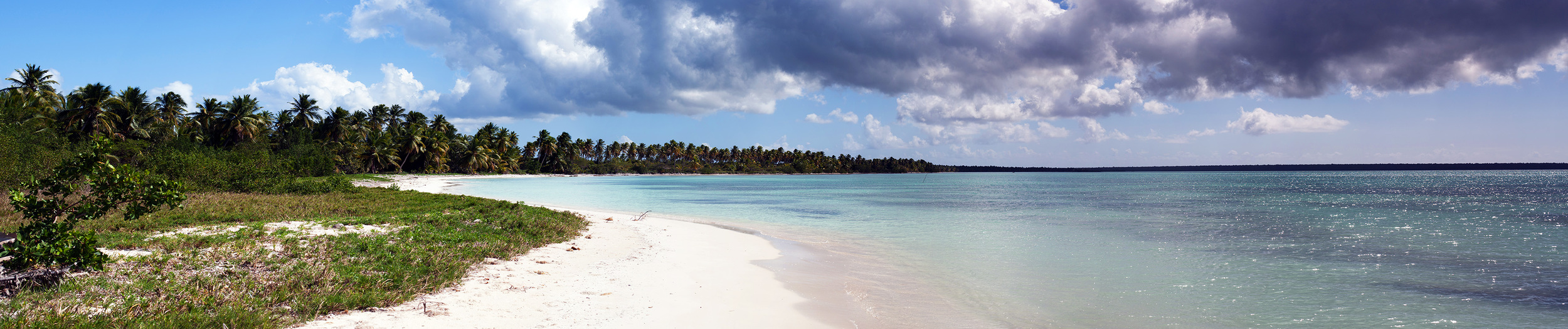 Beach at Saona Island, DR