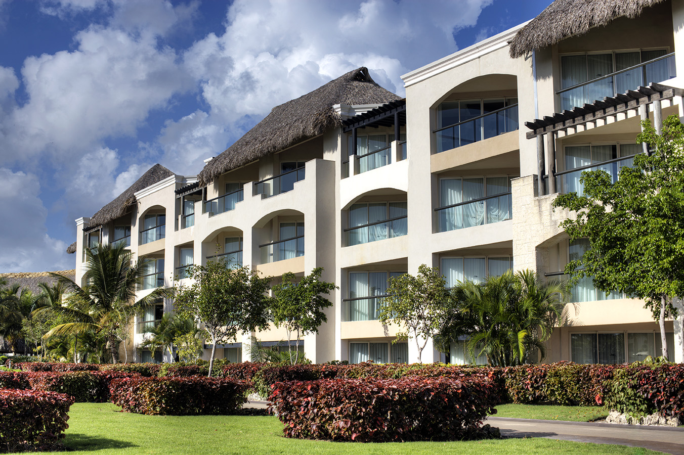 Hard Rock Resort Building - Punta Cana, DR