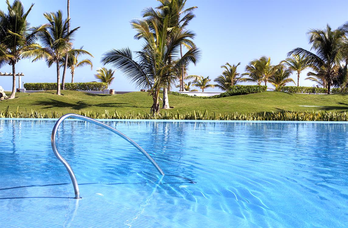 Hard Rock Resort Pool - Punta Cana, DR