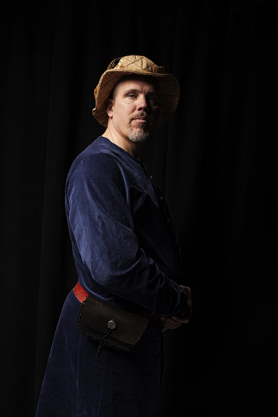 Medieval Portrait | Gulf Coast Society for Creative Anachronism
