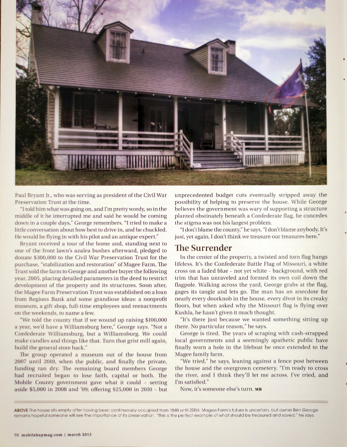 Mobile Bay Monthly Magazine