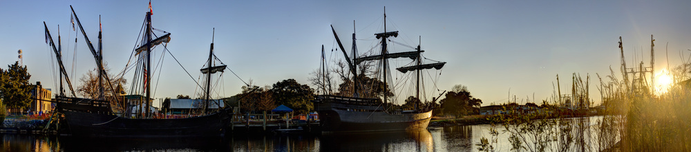 Nina & Pinta | Bayou La Batre, Alabama | Business Alabama Magazine