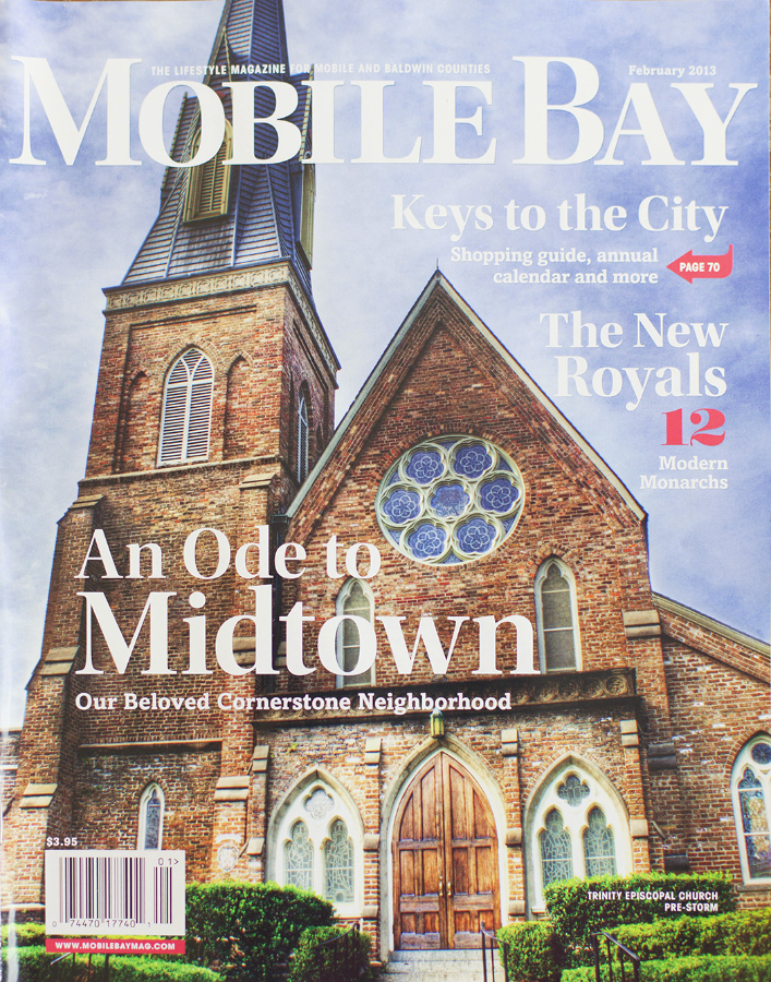 Mobile Bay Monthly Magazine | February Cover