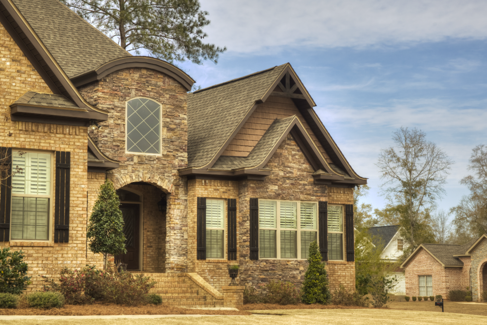Omega Builders Custom Home - Dothan, Alabama