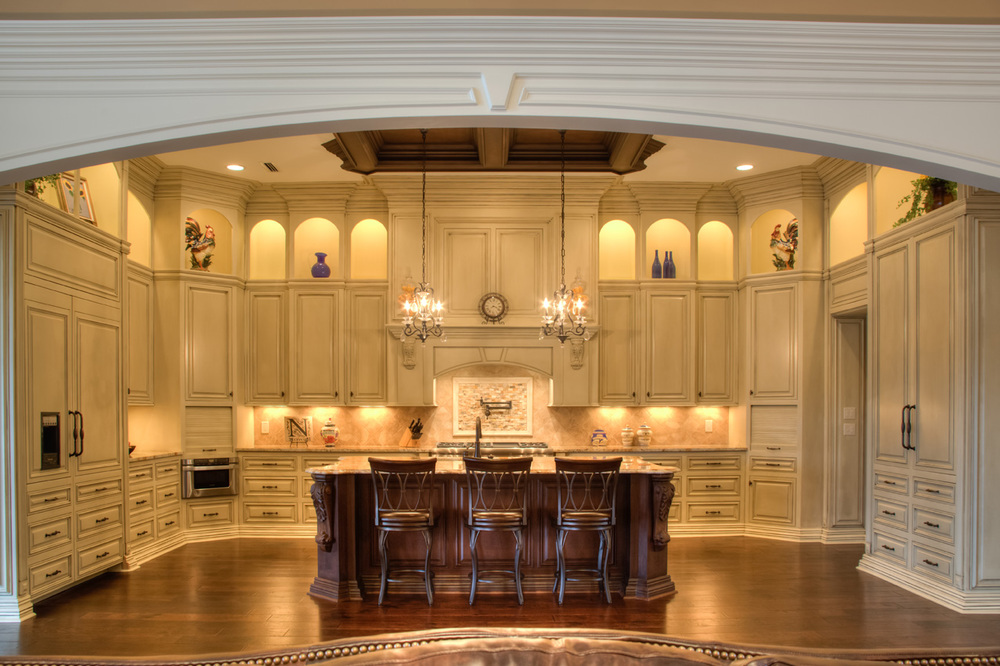 Omega Builders Custom Kitchen - Dothan, Alabama