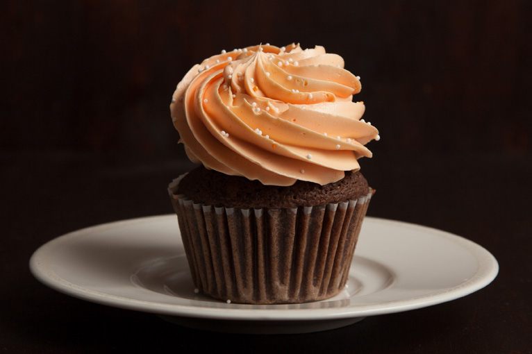 Orange Blossom -  Twist Cupcakes