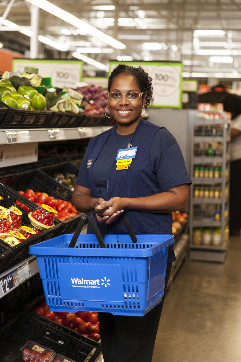 Sue | Walmart Manager in New Orleans, LA