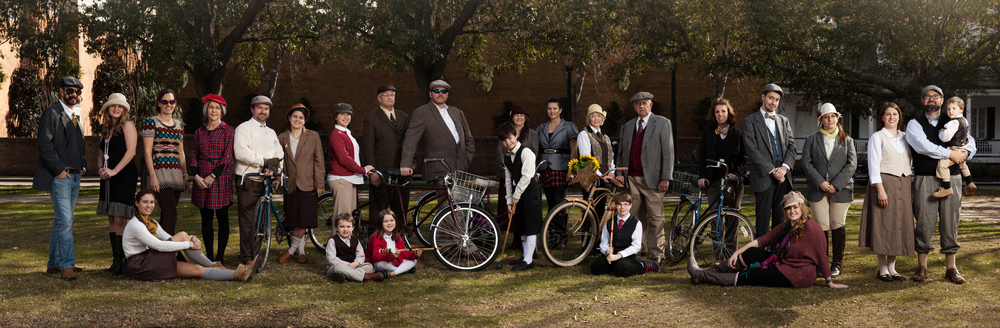 Tweed Ride 2015