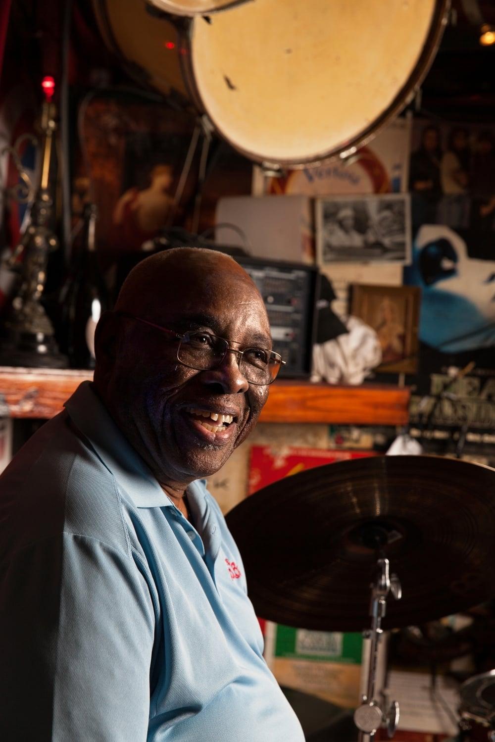 """John """"Jabo"""" Starks - Drummer for James Brown"""