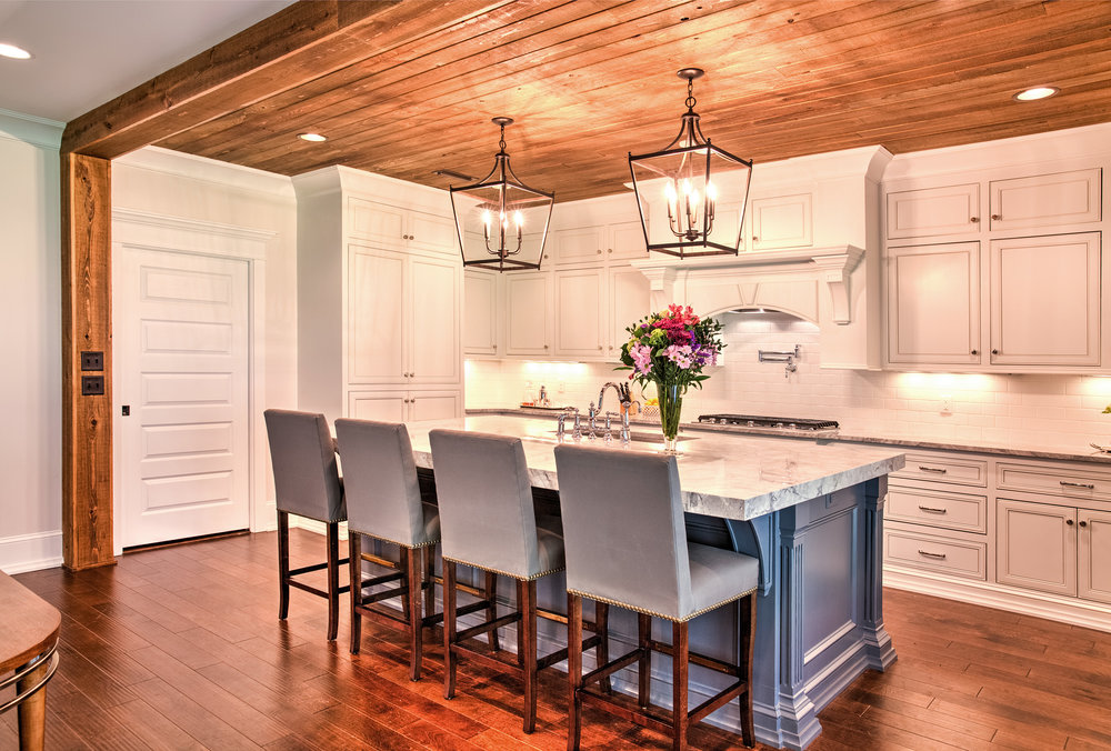 Omega Builders - Custom Kitchen - Dothan, Alabama
