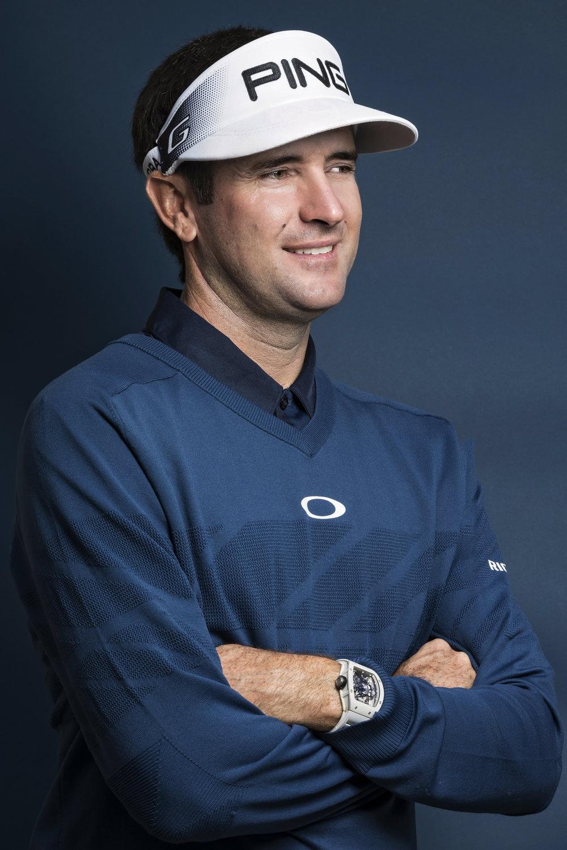 Pro Golfer Bubba Watson in Pensacola, Florida