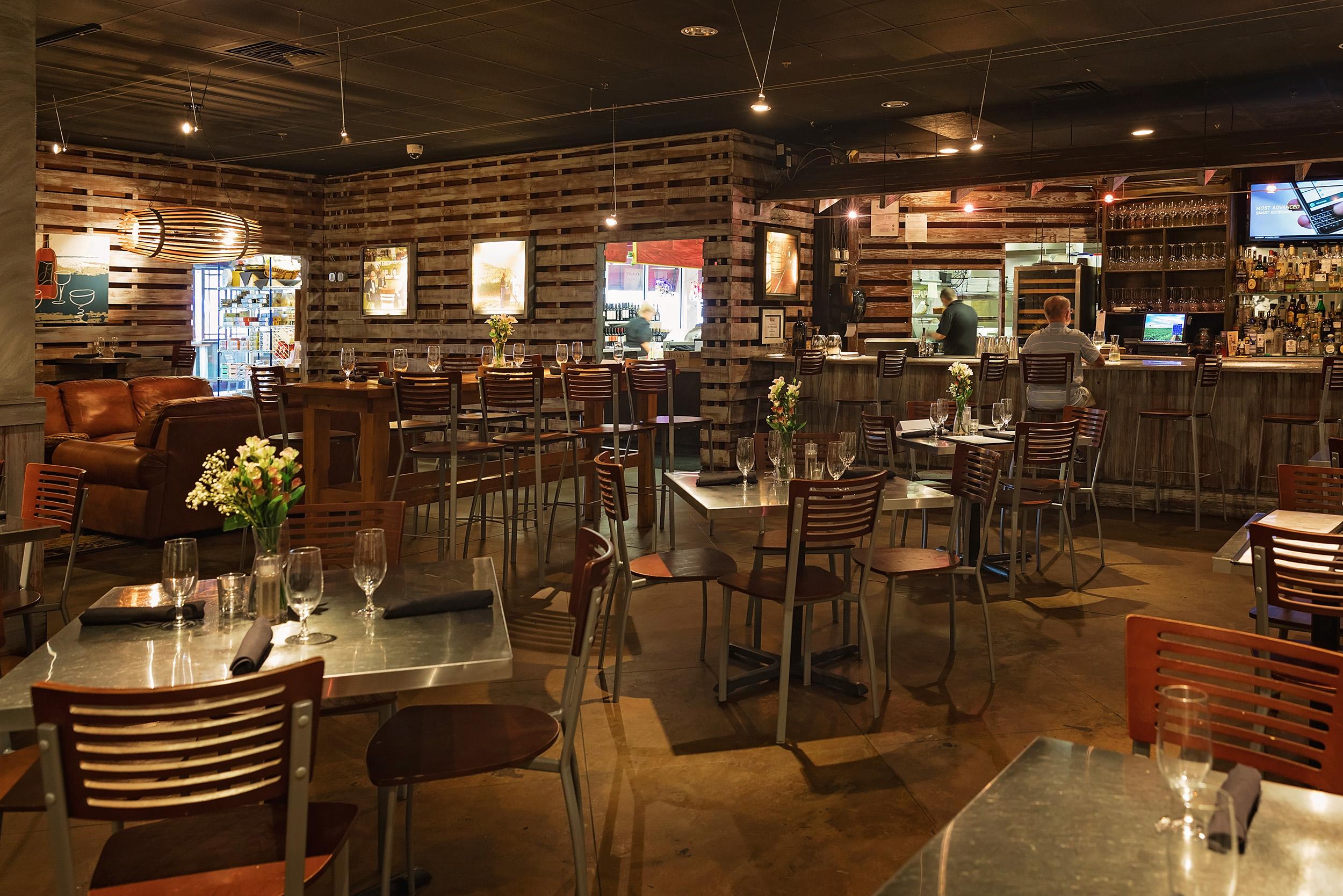 Chans Wine Bar In Destin Florida For Market Watch Magazine And