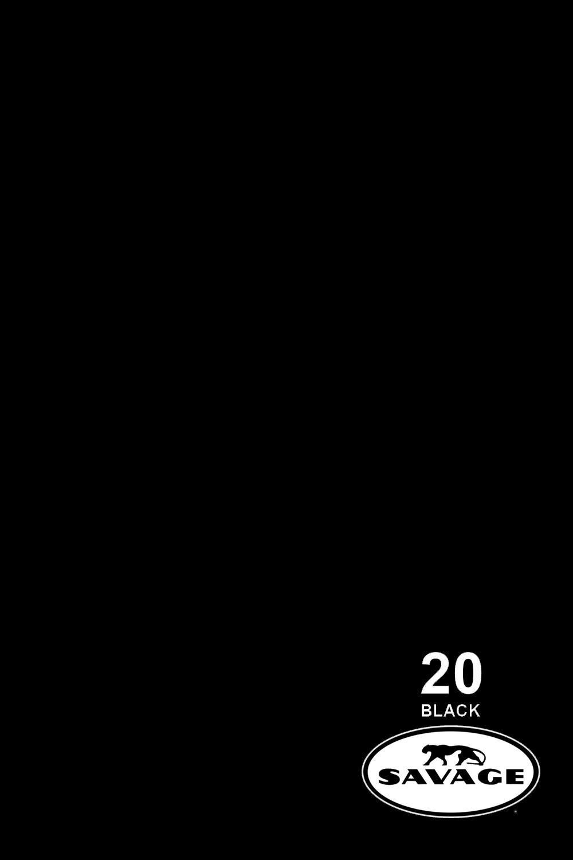 Pure Black - 48