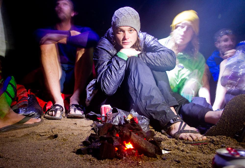 Coal Camp Fire