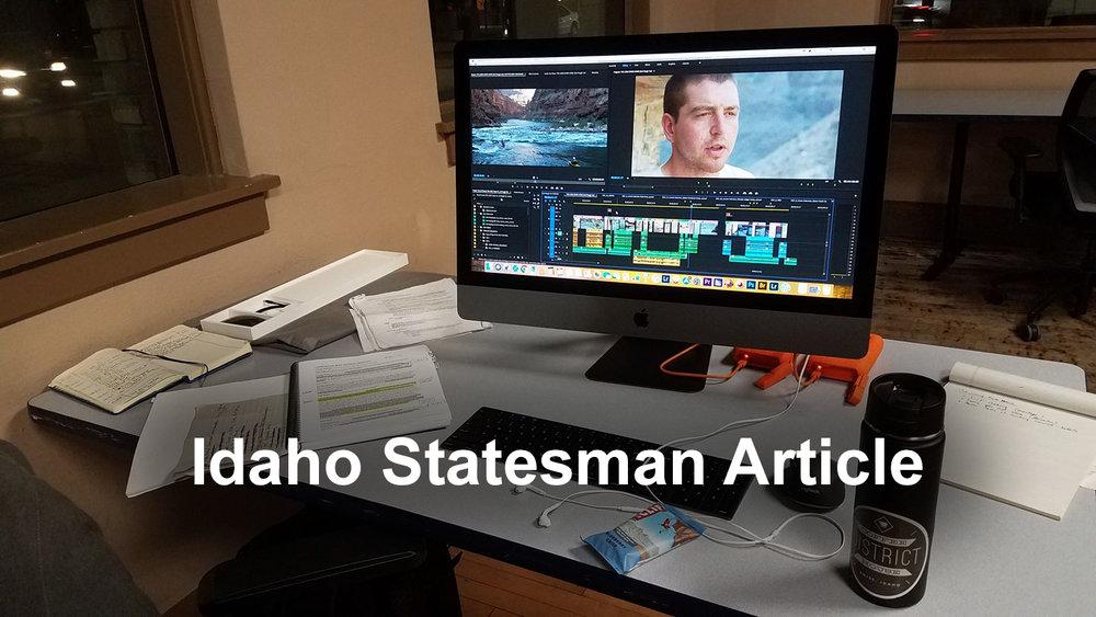 Idaho Statesman Article