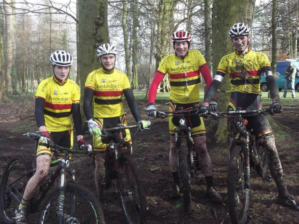 Banbridge CC's mountain bikers are looking in good shape ahead of this weekend Ulster XC League opener.