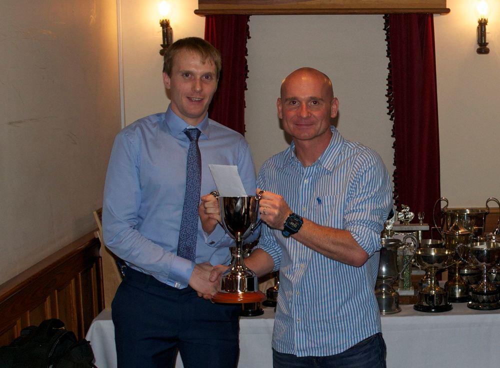 McKee recieves Evans Cup.jpg