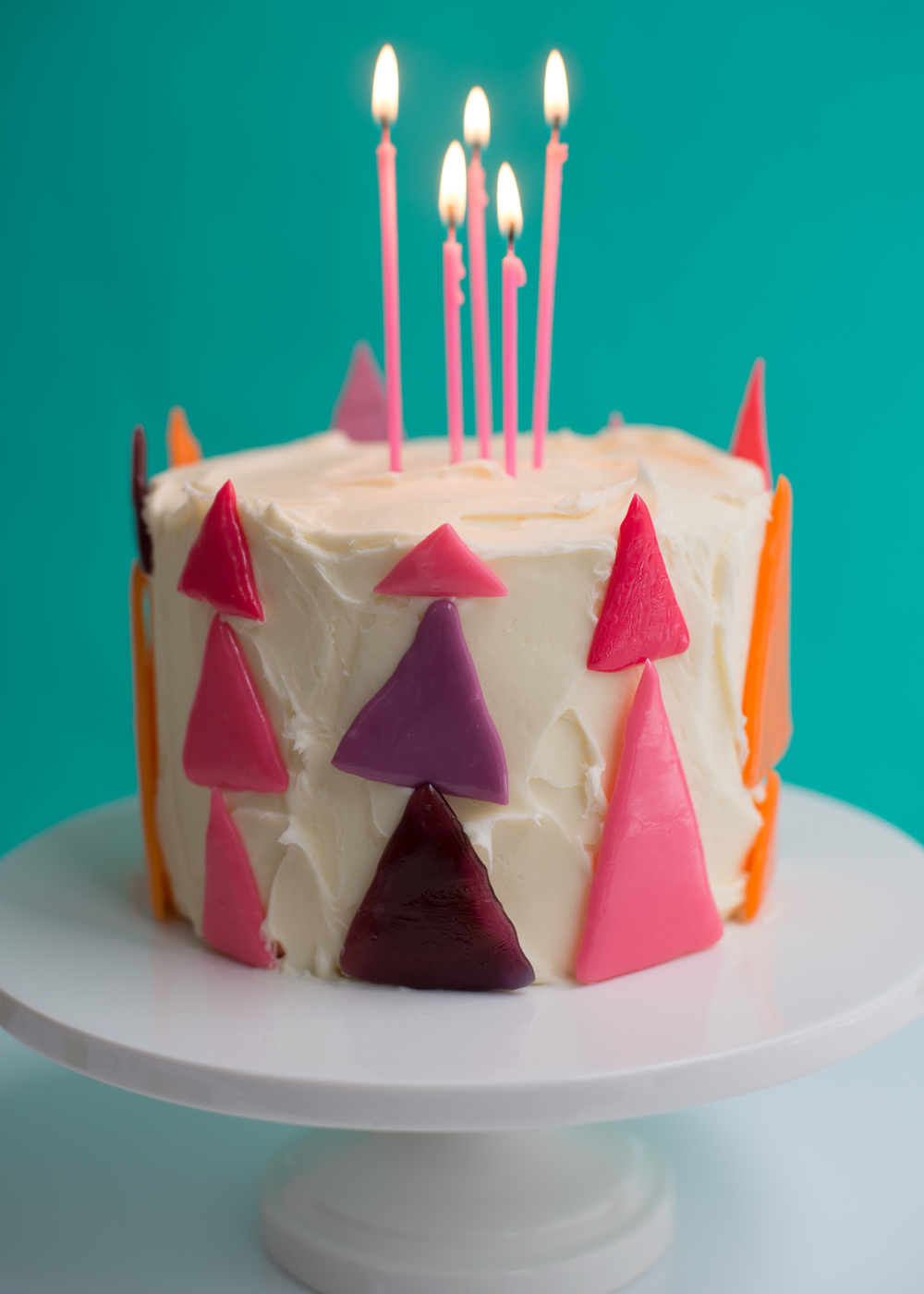 triangle-cake-decoration-candy-aisle-crafts