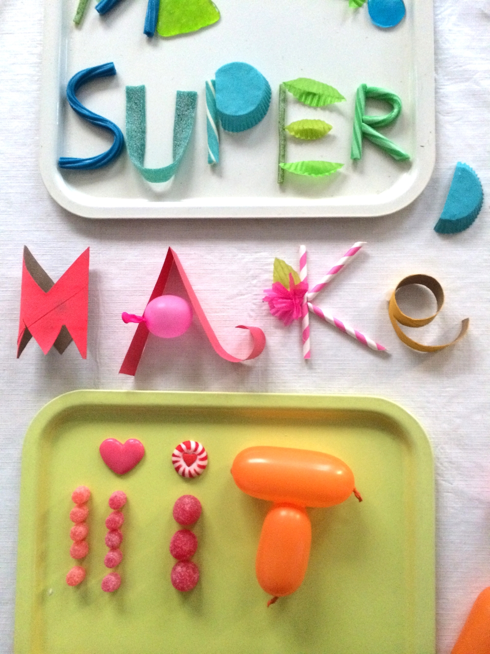 super-make-it-handmade-letters