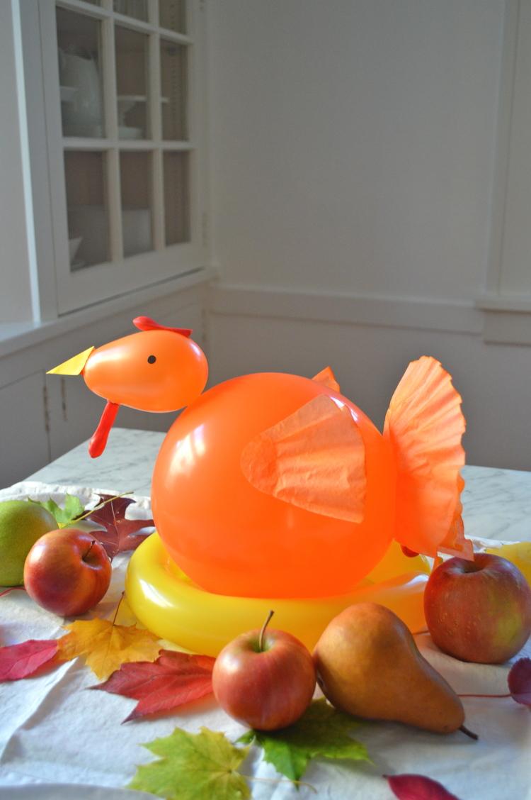 super make it balloon turkey - Turkey Images For Kids