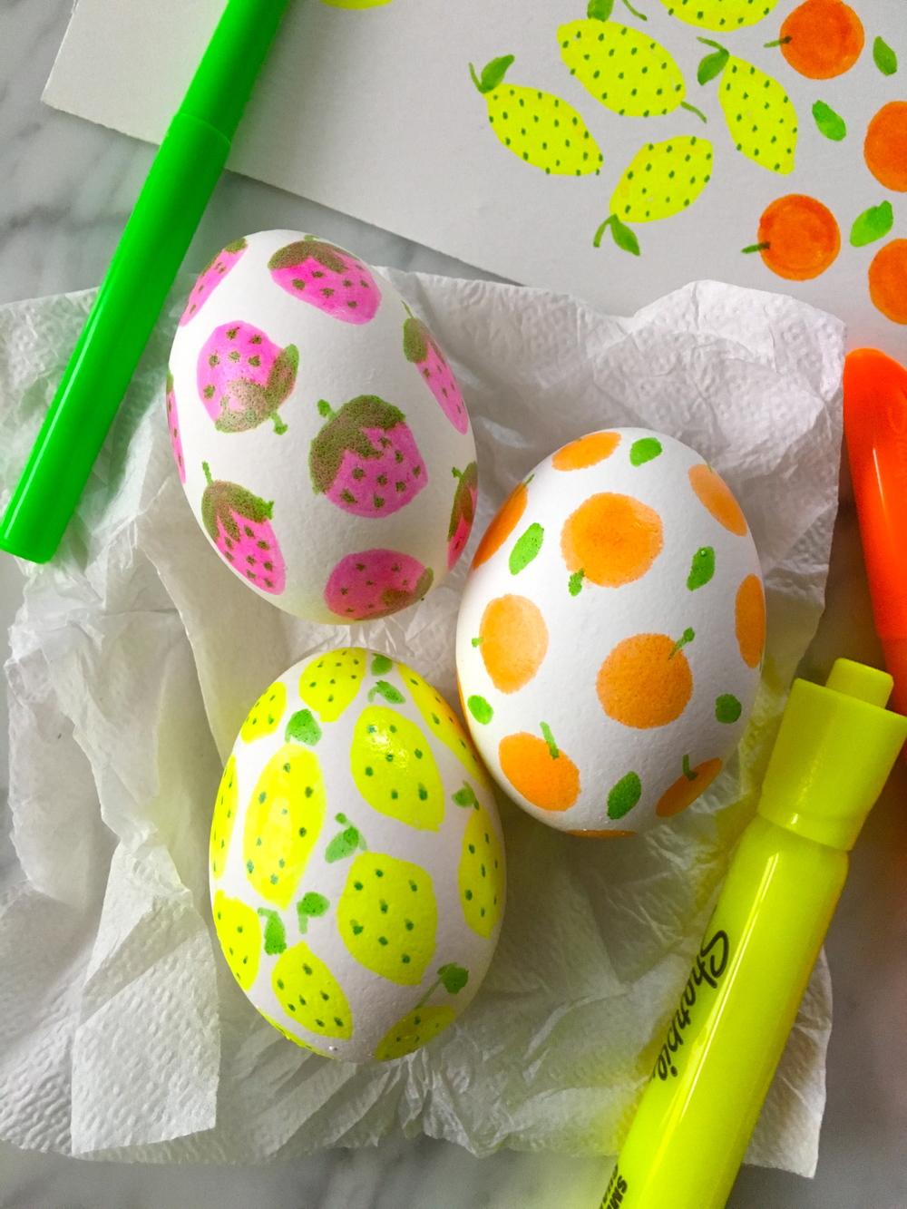 Fruit-Highlighter-Eggs-Super-Make-It
