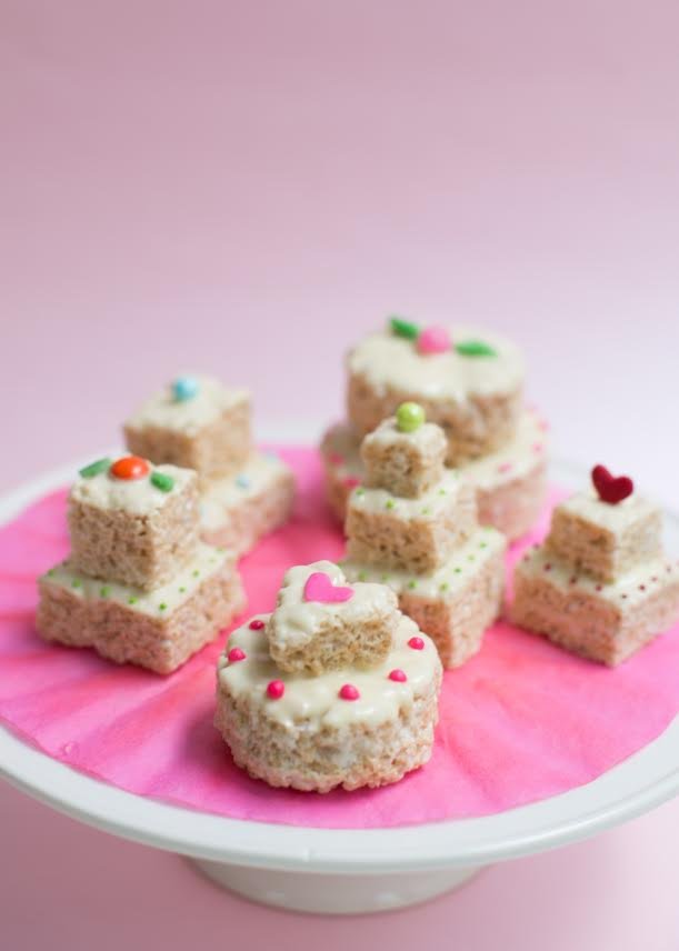 c36595d2a42c4a Yummy (and Gluten-Free) Petit Four Treats for your Valentine — super make it