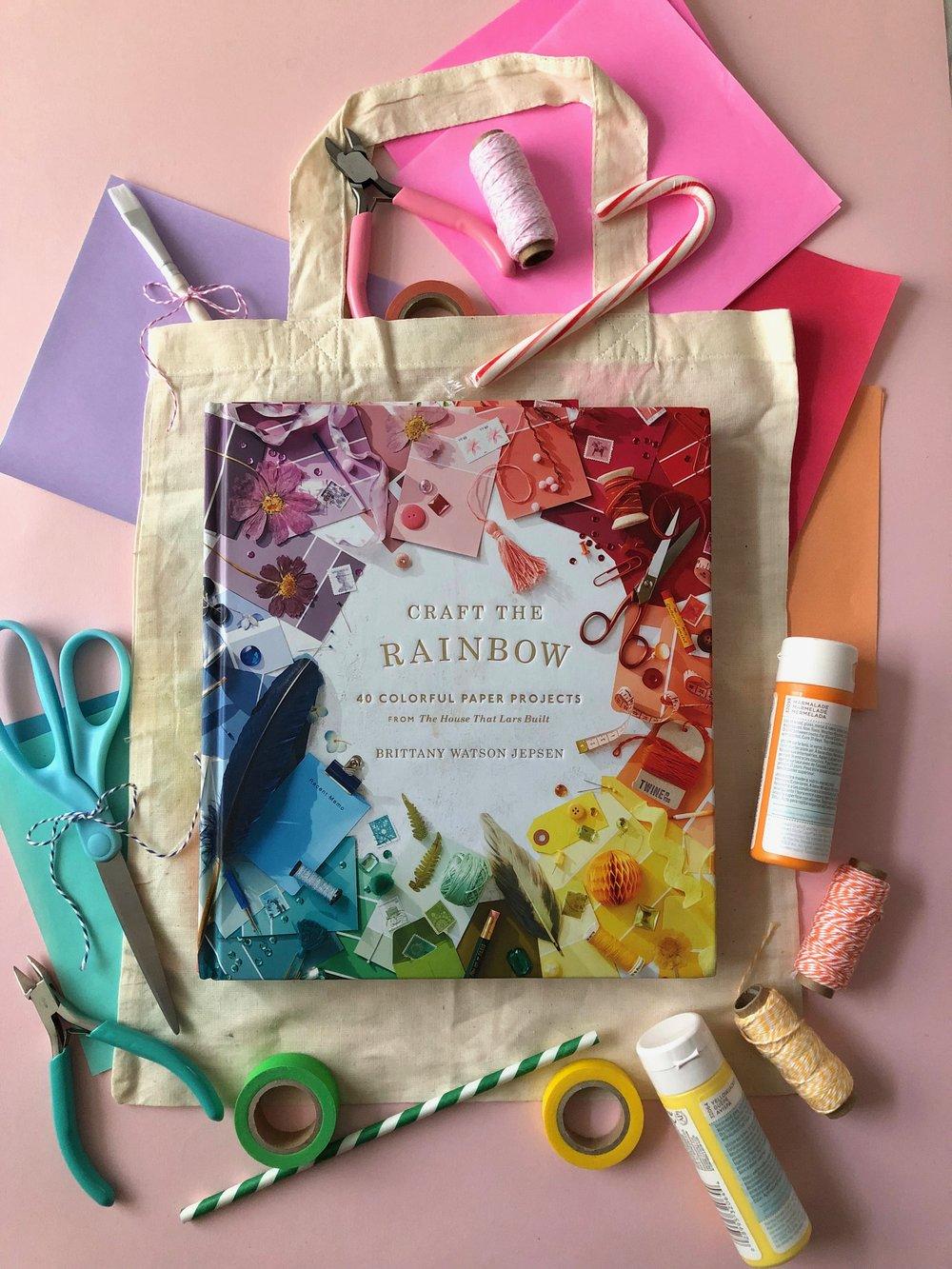 Craft The Rainbow Gift Kit