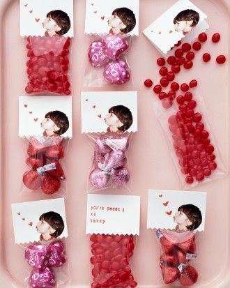 Candy Valentines